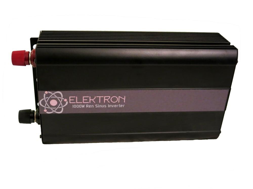 Elektron Inverter   Växelriktare 12VDC 230VAC 1000W - Inverterbutiken.se 0c3c86e684bb2