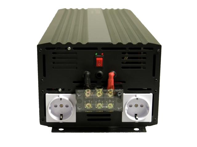 Elektron Inverter   Växelriktare 12VDC 230VAC 4000W - Inverterbutiken.se eef0819145829