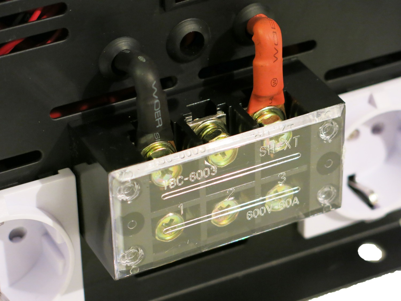 Elektron Inverter   Växelriktare 24VDC 230VAC 4000W - Inverterbutiken.se 753e29932f35a
