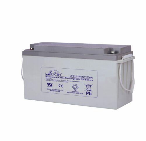 GEL Batteri Leoch
