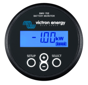 Victron Batterimonitor BMV 702 Black svart