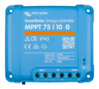 Victron solcellsregulator mobilövervakad Mppt
