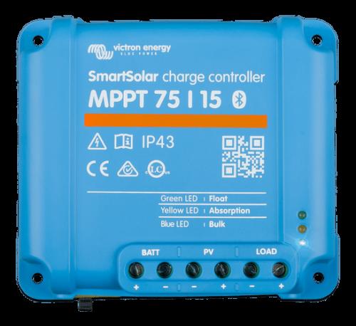 Victron solcellsregulator MPPT