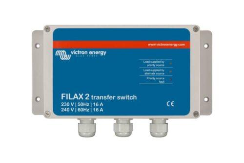 Filax 2 transfer switch omkopplare överföringskopplare