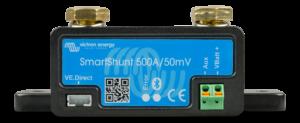 Victron Smartshunt batteriövervakning