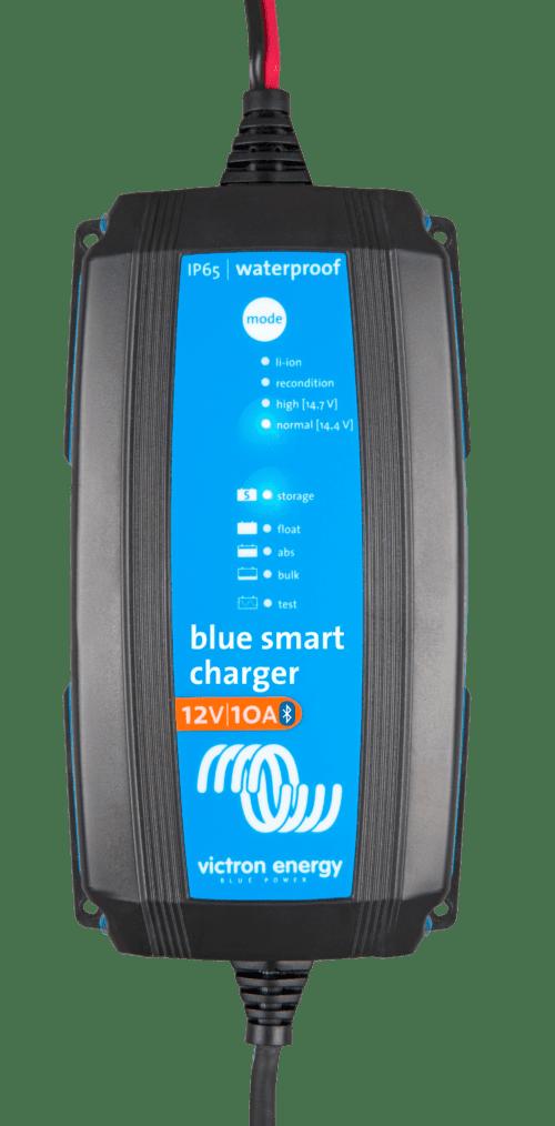 Victron Blue Smart IP65 batteriladdare 10A
